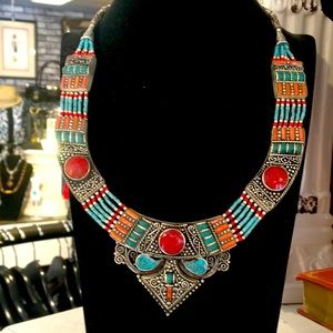 Handmade in Nepal Necklace